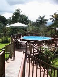 chambres d hotes guadeloupe le palmaretum hôtel sarl brise océane bungalows table d hôtes