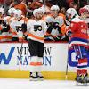 Philadelphia Flyers 5, Washington Capitals 2 - as it happened