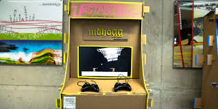 Join Forces And Explore The Creative World Of Gaming As You Enjoy Multi Player Arcade Games Made By Small Developers From Around Cardboard