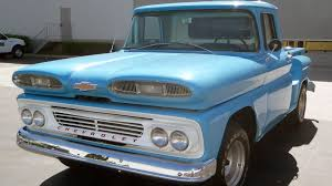 1960 Chevrolet Apache Pickup Presented As Lot F90.1 At Seattle, WA ...