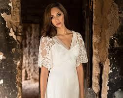 Boho Wedding Dress Fairy Backyard Whimsical