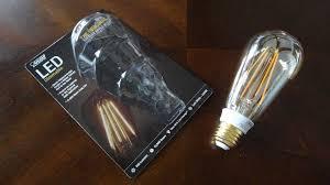 vintage style led bulbs watt vintage led teardrop bulb