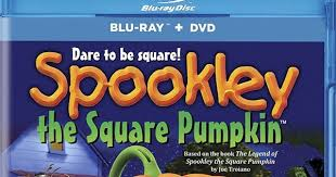 Spookley The Square Pumpkin by Highlights By Haley Spookley The Square Pumpkin Dvd Bluray And Plush