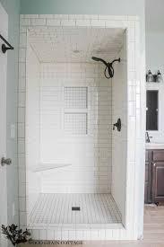 tile shower dr house