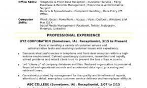 Related Posts For Sample Resume Receptionist In Law Firm Inspirational Resumes Weoinnovate