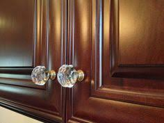 Emtek Crystal Cabinet Pulls by Crystal And Brass Kitchen Cabinet Knob Cabinet Pull Cabinet
