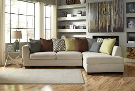 Brown Corduroy Sectional Sofa by Decorating Small Ashley Furniture Sectional Sofa In Ivory For