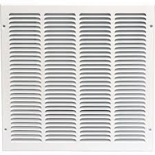 Decorative Return Air Grille 20 X 20 by Speedi Grille 16 In X 16 In Return Air Vent Grille White With