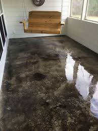 Ideasrhgomybeddingco Stained Concrete Floors Colors U Redeckonwostained Floor Grey Design Plush Stain