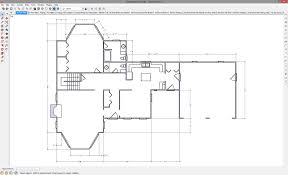 Autocad 2d House Plan Drawings