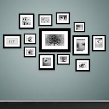How To Mount Photo Frames On The Wall