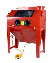Abrasive Blast Cabinet Vacuum by Dragway Tools Model 260 Sandblast Sandblasting Cabinet U0026 Built In