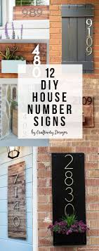 Best 25+ House Numbers Ideas On Pinterest | Address Numbers, Diy ... Krazatchu Design Systems Home 2016 License Plates Cool Name For Desk Decor Office Door Decorative House Number Signs Plaques Iron Blog Dubious Choosing A Perfect House Home Street Number 46 A Name Plate Design On Brick Wall In Best Behavior Creative Clubbest Club Address Stone Home Numbers Slate Plaque Marker Sign Rectangle Double Paste White Text Effect Modern Address Tiles Ceramic Choice Image Tile Flooring Ideas The 25 Best Plates For Sale Ideas Pinterest Normal Awesome Plate Images Decorating