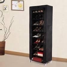 Baxton Studio Warren Shoe Cabinet by Top 10 Best Shoe Cabinets In 2017 Reviews