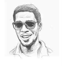 Kidcudi Colouring Pages Sketch Coloring Page