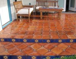 how to clean saltillo tile floors by trade