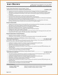Administrative Assistant Resume Canada Fresh Sample For Beautiful