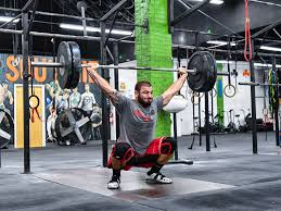 Mat Fraser CrossFit Games champion workout training