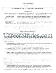 Ecommerce Specialist Mesmerizing Sample Resume For Operations Manager On Merchandising Salary