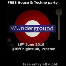 100 Wundergroundd Rift And Co Attic Preston Events Buy Official Tickets Here