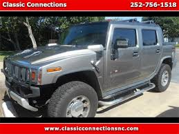 100 Hummer H3 Truck For Sale 2008 H2 For Sale In Greenville NC ClassicCarsBaycom