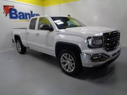 2018 New GMC Sierra 1500 4WD Double Cab Standard Box SLT At Banks ...