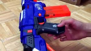 nerf retaliator unboxing review and range test