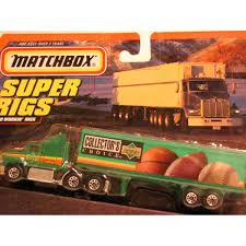 Matchbox Super Rigs Toys: Buy Online From Fishpond.com.hk Diecast Toy Snow Plow Models Mega Matchbox Monday K18 Articulated Horse Box Collectors Weekly Peterbilt Tanker Contemporary Cars Trucks Vans Moosehead Beer Matchbox Kenworth Cab Over Rig Semi Tractor Trailer Just Unveiled Best Of The World Premium Series Lesney Products Thames Trader Wreck Truck No 13 Made In Amazoncom Super Convoy Set 4 Ton Fire Sandi Pointe Virtual Library Collections Buy Highway Maintenance 72 Daf Xf95 Space Jasons Classic Hot Wheels And Other Brands 1986 Mobile Crane Dodge Crane 63 Metal