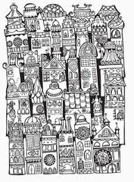 Doodle Invasion Colouring Book