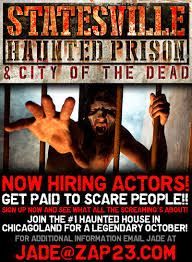 13th Floor Haunted House Chicago 2015 by Chicago Area Haunted Houses Still Looking For Actors For This