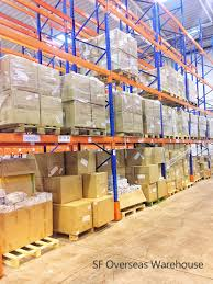 100 Warehouse Sf SF Express Partners With Wish To Launch Fulfillment By Wish