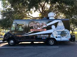 100 Truck Shop Slammer Tampa Bay Food S