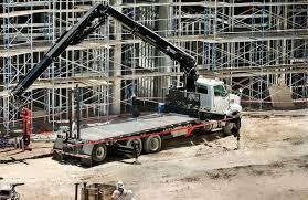 100 Truck Mounted Cranes HIAB XS 435K Loader Crane Hiab