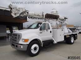 Ford F750 Digger Derrick Trucks For Sale ▷ Used Trucks On Buysellsearch