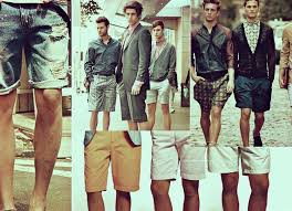 Mens Shorts Clothing Men