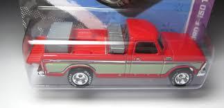 100 Sam Walton Truck Model Of The Day Hot Wheels Walmart Exclusive 79 Ford F