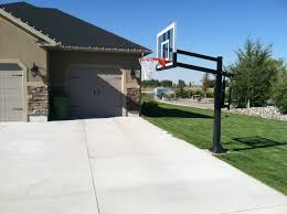 The 3 Car Garage Isn't Getting All The Attention Anymore. Backyard Basketball Court Utah Lighting For Photo On Amusing Ball Going Through Basket Hoop In Backyard Amateur Sketball Tennis Multi Use Courts L Dhayes Dream Half Goal Installation Expert Service Blog Dream Court Goals Atlanta Metro Area Picture Fixed On Brick Wall A Stock Dimeions Home Hoops Gallery Sport The Pinterest Platinum System Belongs The Portable Archives Bestoutdoorbasketball Amazoncom Lifetime 1221 Pro Height Adjustable