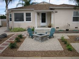 Pea Gravel Patio Plans by Dedign Yard With Pea Gravel And Bark Project Profile