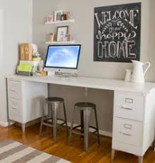 Linnmon Corner Desk Hack by 20 Cool And Budget Ikea Desk Hacks Ikea Hack Desk Butcher