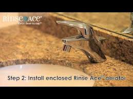 indoor outdoor pet faucet sprayer by rinse ace youtube