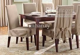 2018 Chair Covers Dining Room Slipcovers For Sale Short Cotton Coffe From Cnhanzy 14654
