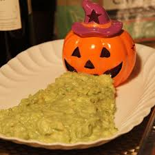 Vomiting Pumpkin Dip by 10 Awesome And Creepy Halloween Treats You Can Find On Instagram