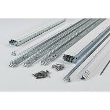 Acp Drop Ceiling Estimator by Shop Ceiling Tile Grids At Lowes Com