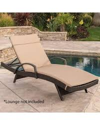 Darby Home Indoor/Outdoor Chaise Lounge Cushion Cream Safavieh Inglewood Brown 1piece All Weather Teak Outdoor Chaise Lounge Chair With Yellow Cushion Keter Pacific 1pack Allweather Adjustable Patio Fort Wayne Finds Details About Wooden Outindoor Lawn Foldable Portable Fniture Pat7015a Loungers By Best Choice Products 79x30inch Acacia Wood Recliner For Poolside Wslideout Side Table Foampadded Cambridge Nova White Frame Sling In Navy Blue Diy Chairs Ana Brentwood Mid20th Century British Colonial Fong Brothers Co 6733 Wave Koro Lakeport Cushions Onlyset Of 2beige