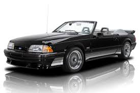 100 Saleen Truck For Sale 136249 1988 D Mustang RK Motors Classic Cars For