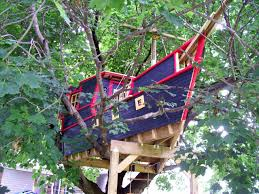 Treehouse Designers Guide: Peacemaker Treehouses   HGTV Our Work Tree Houses By Dave Modern Treehouse Designed As A Weekender In The Backyard For 9 Completely Free House Plans Funky Video Hgtv Cool Designs We Wish Had In Our Photos Steal This Look A Fort Gardenista Child Within Max Backyard Treehouse Scene Tree Incredible Treehouses You As Kid The Design Dome 25 Ideas Youtube