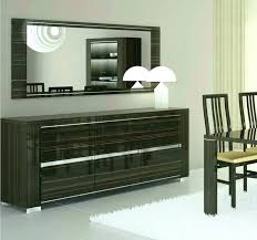 Extra Long Sideboard Buffet Dining Room Cabinet