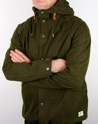 davenport jacket olive