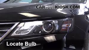 headlight change 2014 2016 chevrolet impala 2014 chevrolet