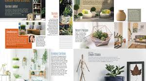 100 Interior Design Mag Azine Start To Finish The Inside Pages